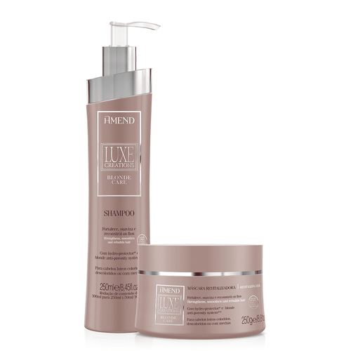 Kit-Amend-Luxe-Blonde-Care-Basic-2-pc-II
